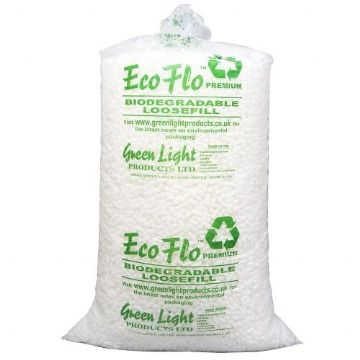 Eco-Flo Loosefill Bag<br>Size: 15 cubic feet